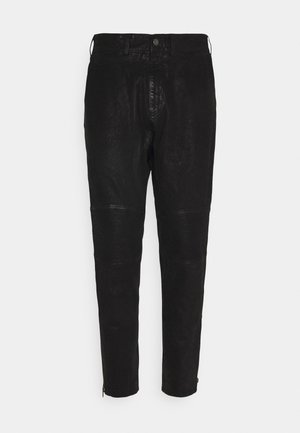 ADEEL - Trousers - black