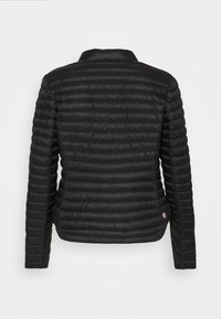Colmar Originals - LADIES JACKET - Down jacket - black/light steel - 5
