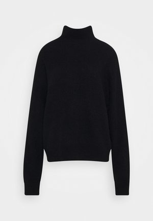 JACI TURTLENECK  - Jumper - black