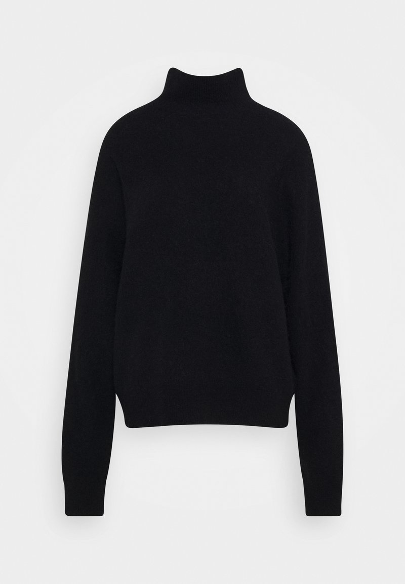 Samsøe Samsøe - JACI TURTLENECK  - Jumper - black