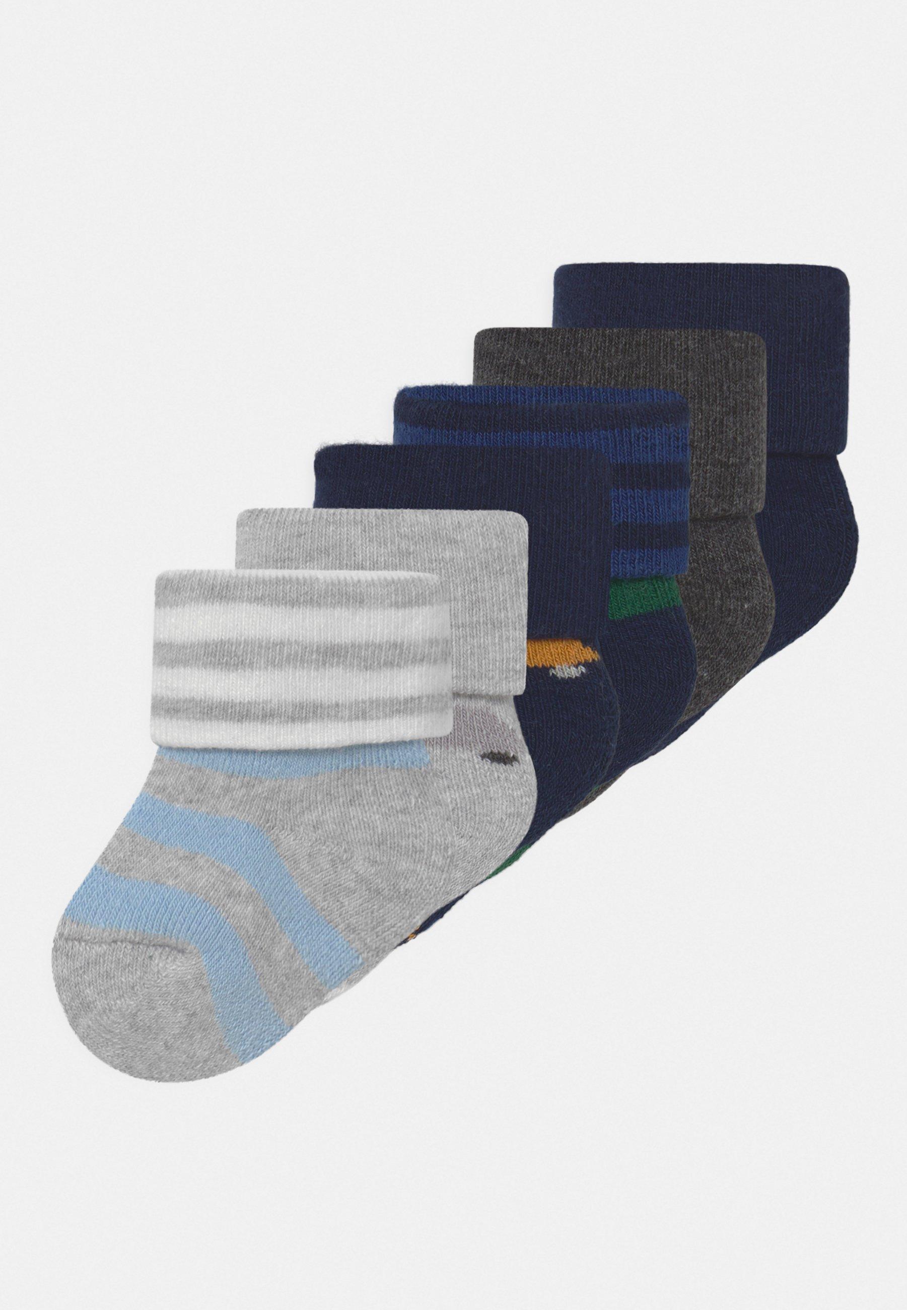 Kinder BOYS VARIETY 6 PACK - Socken