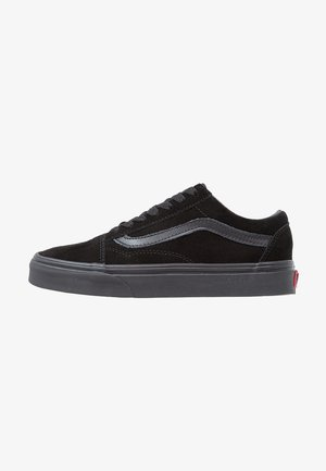 UA OLD SKOOL - Sneakers laag - black