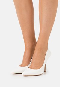 ALDO - JESS - Classic heels - white - 0