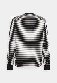 Obey Clothing - ICON FACE TEE - Pitkähihainen paita - black multi - 1