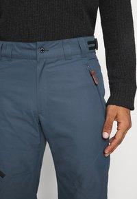 Icepeak - COLMAN - Snow pants - blue - 5