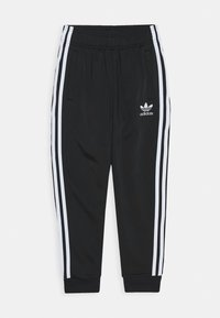 adidas Originals - ADICOLOR PRIMEGREEN PANTS - Pantalones deportivos - black/white - 0