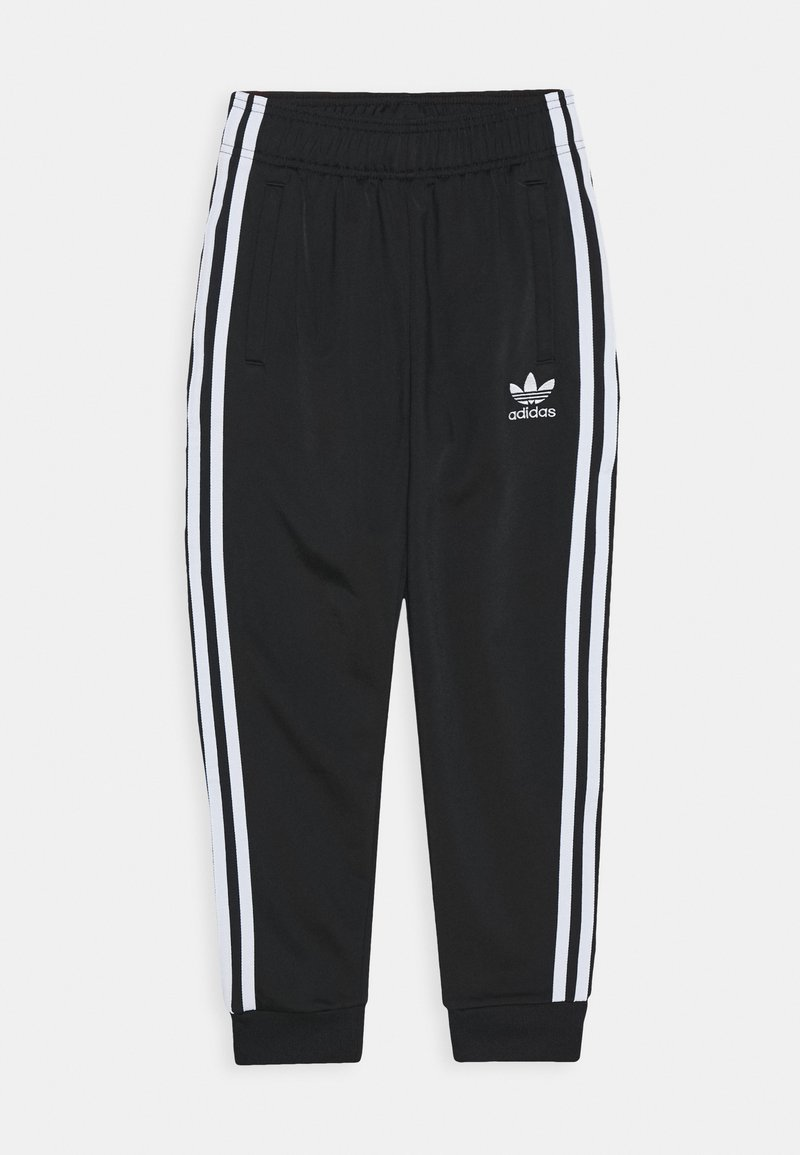 adidas Originals - ADICOLOR PRIMEGREEN PANTS - Trainingsbroek - black/white