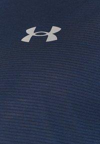 Under Armour - STREAKER - T-shirt - bas - dark blue - 11