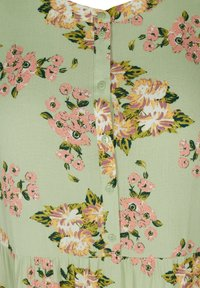 Zizzi - Shirt dress - green - 4
