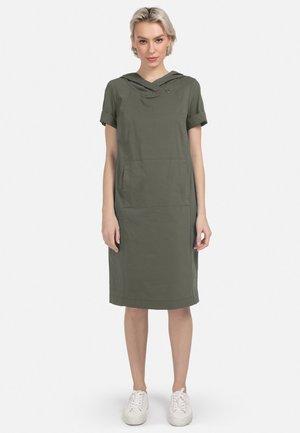 BALLON - Day dress - khaki