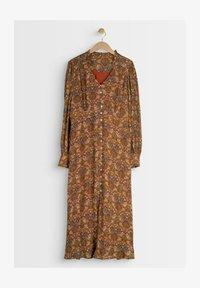 Maison 123 - Maxi dress - marron caramel - 2