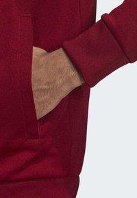 adidas Originals - TREFOIL ESSENTIALS TRACK TOP - Trainingsjacke - burgundy - 6