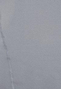 Nike Performance - ALL OVER - Camiseta básica - smoke grey/black - 5