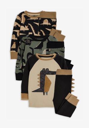3 PACK  - Pyjama set - khaki