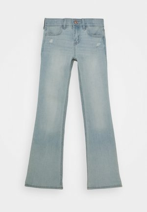 BASIC - Bootcut jeans - light