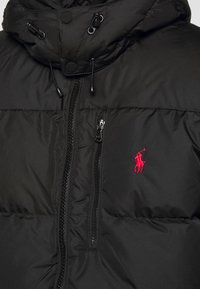 Polo Ralph Lauren - RECYCLED CAP JACKET - Daunenjacke - polo black - 6