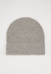 Repeat - Beanie - light grey - 1