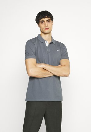 Polo shirt - wolf grey/bright white