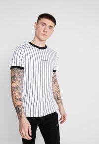 Nominal - SNOW - T-shirt print - white - 0