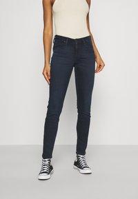 Lee - SCARLETT - Jeans Skinny Fit - dark lea - 0