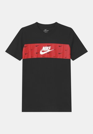 PANEL FUTURA - T-shirt print - black