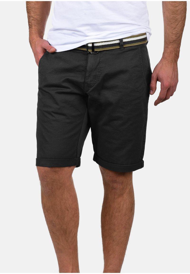 Blend - BRUNO - Shorts - black