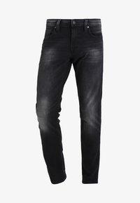 Slim fit jeans - black dark wash