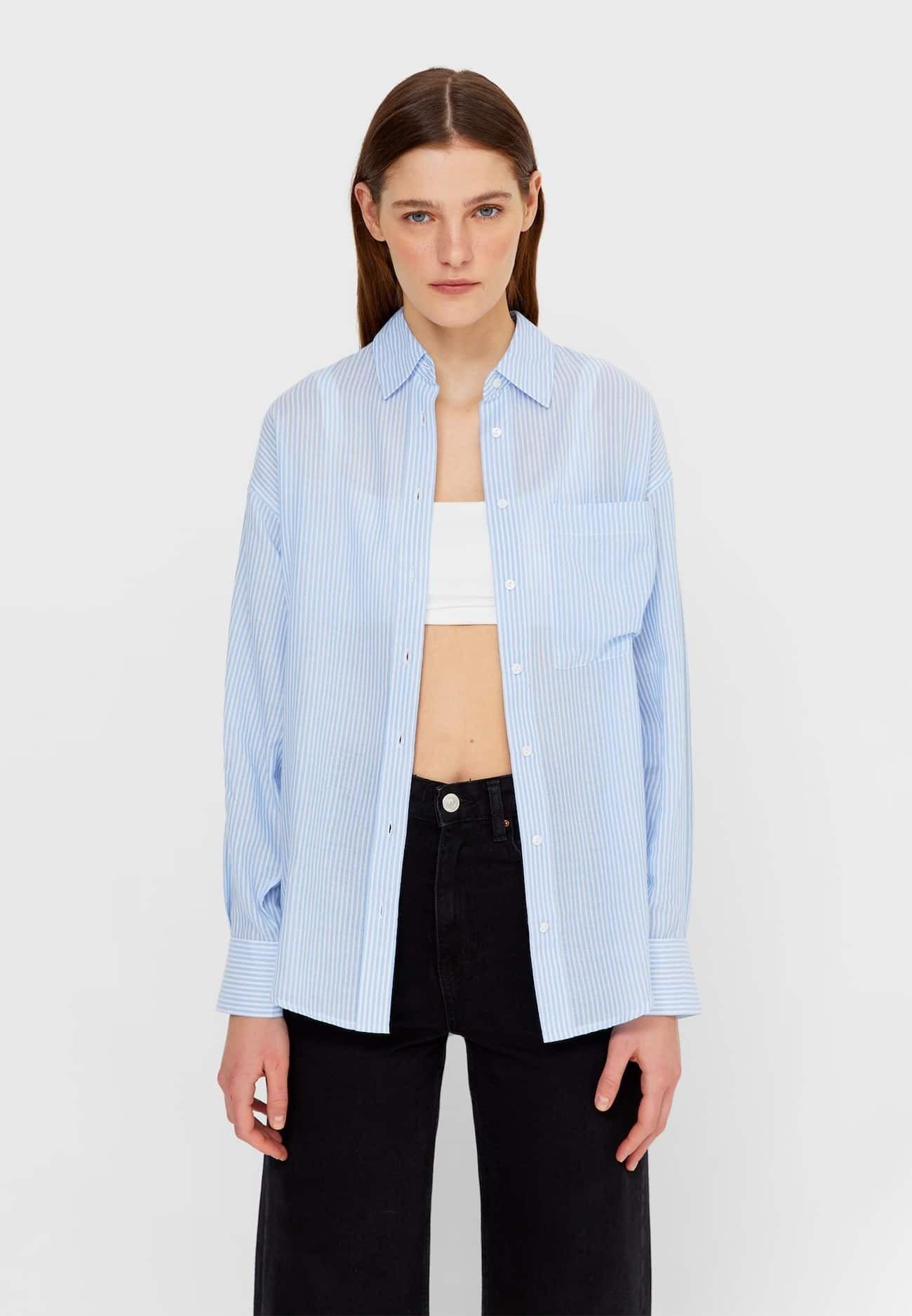 Damer MIT STREIFEN - Skjortebluser