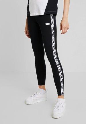 ATHLETICS CLASSIC LOGO - Leggings - Trousers - black