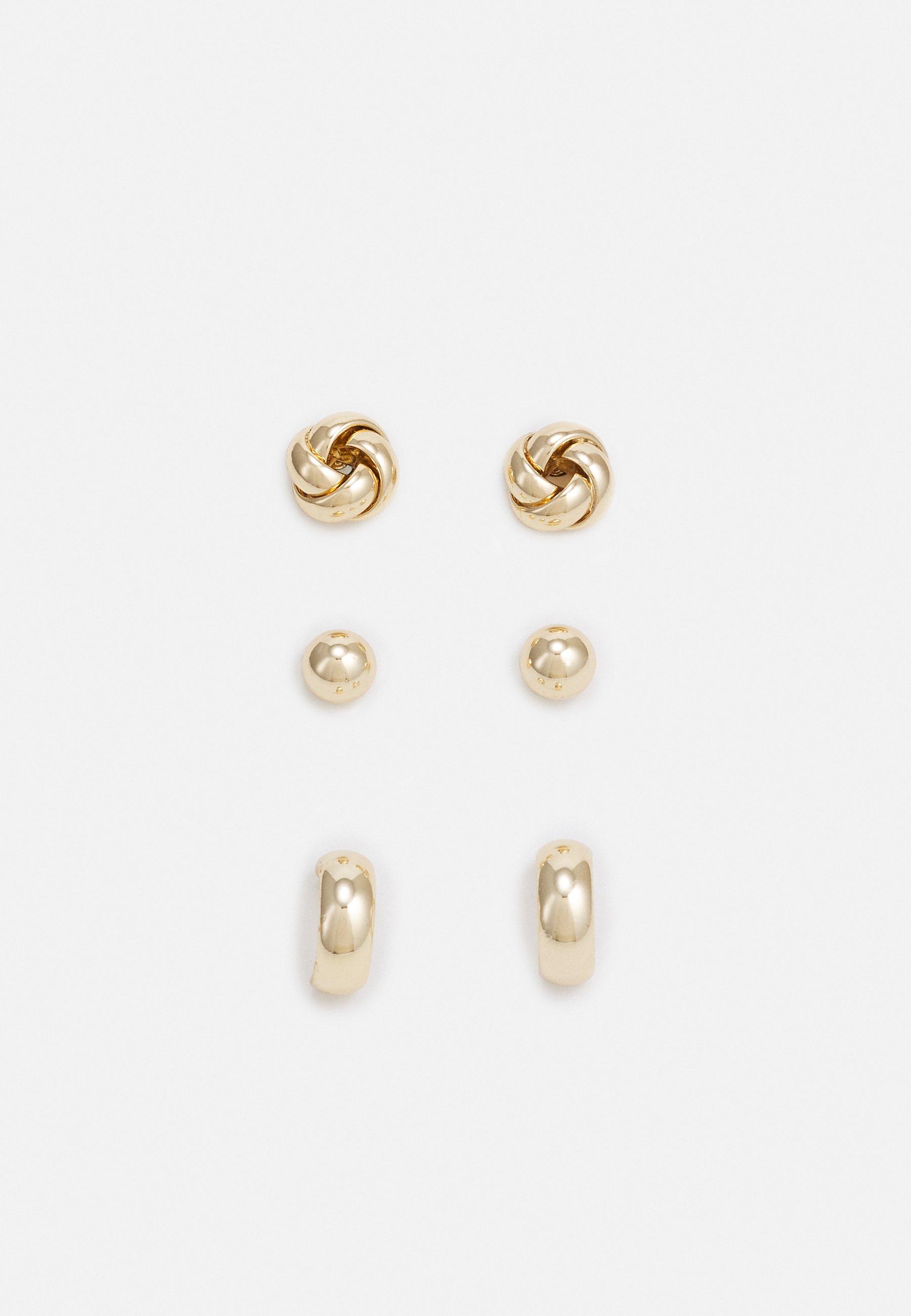 Women KNOT TRIO 3 PACK - Earrings