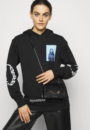 SEVEN MINI SHOULDERBAG - Across body bag - black