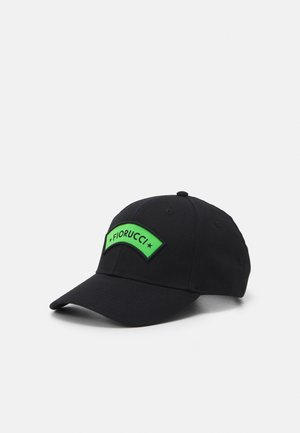 RACING UNISEX - Cap - black