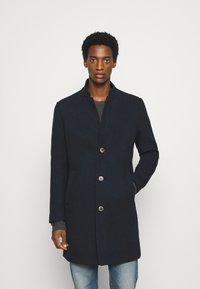TOM TAILOR DENIM - Classic coat - sky captain blue - 0