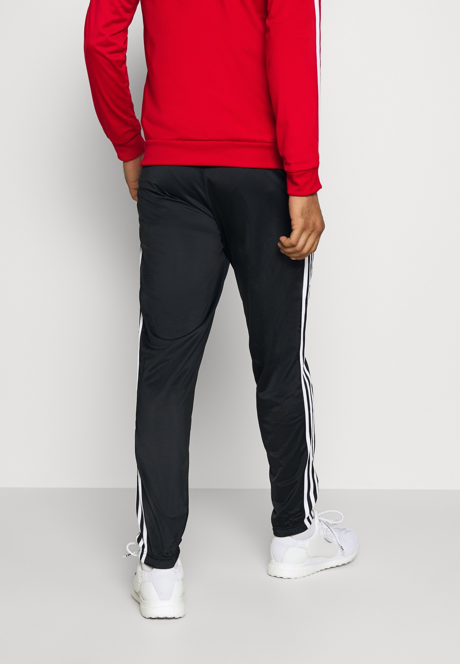 Adidas Performance Set - Dres Scarle/black/white