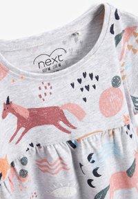 Next - Žerzejové šaty - grey - 3