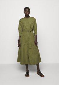 Theory - VENDOME - Maxi dress - olive - 0