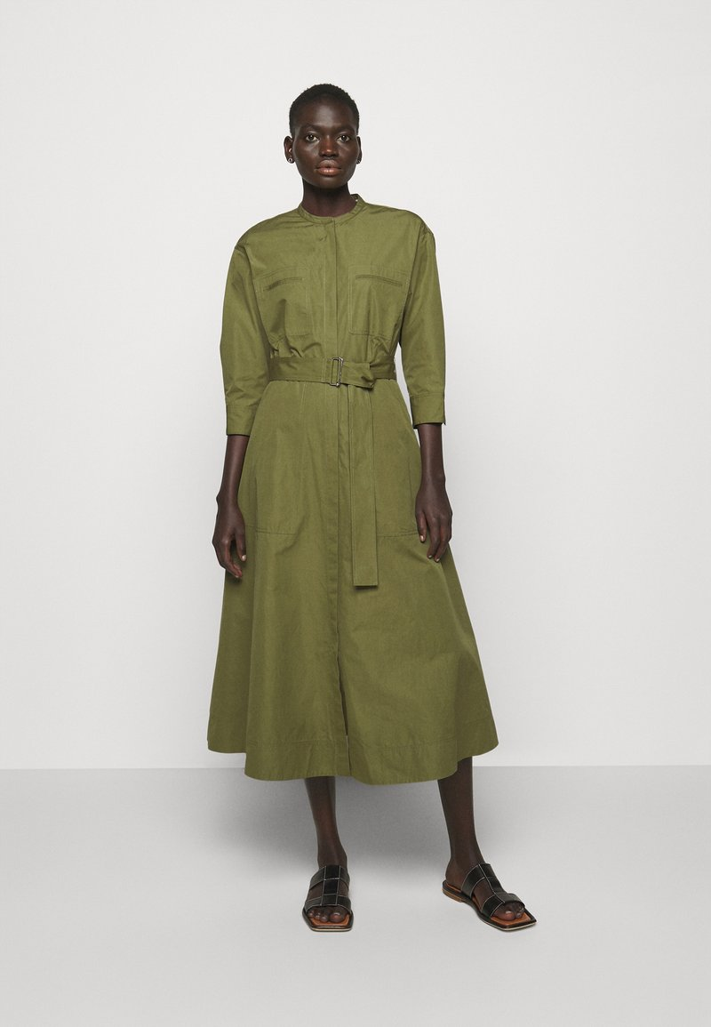 Theory - VENDOME - Maxi dress - olive
