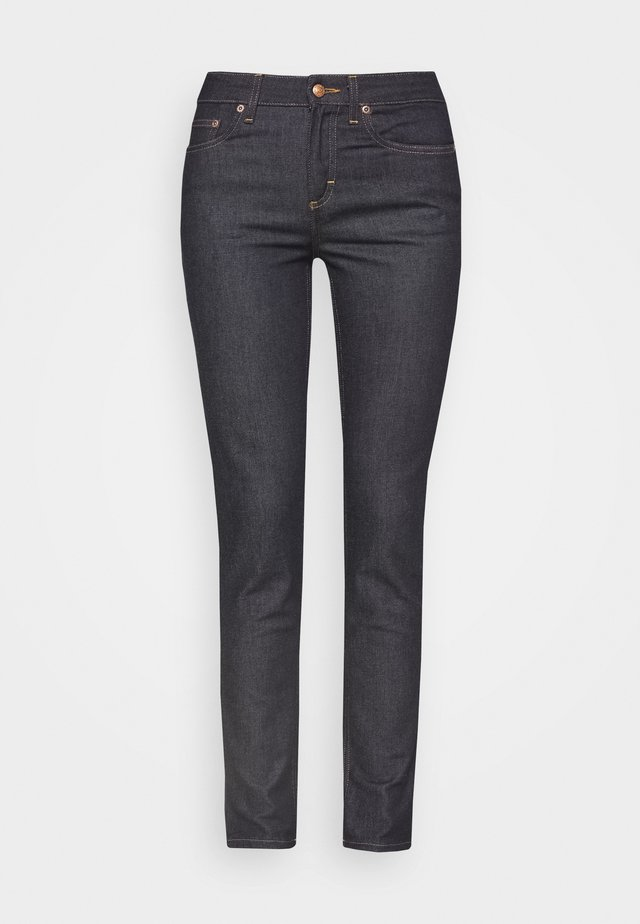 PATTI - Skinny džíny - dark blue denim
