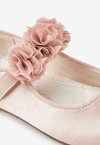 Next - IVORY OCCASION CORSAGE MARY JANES (YOUNGER) - Baleríny - pink - 4
