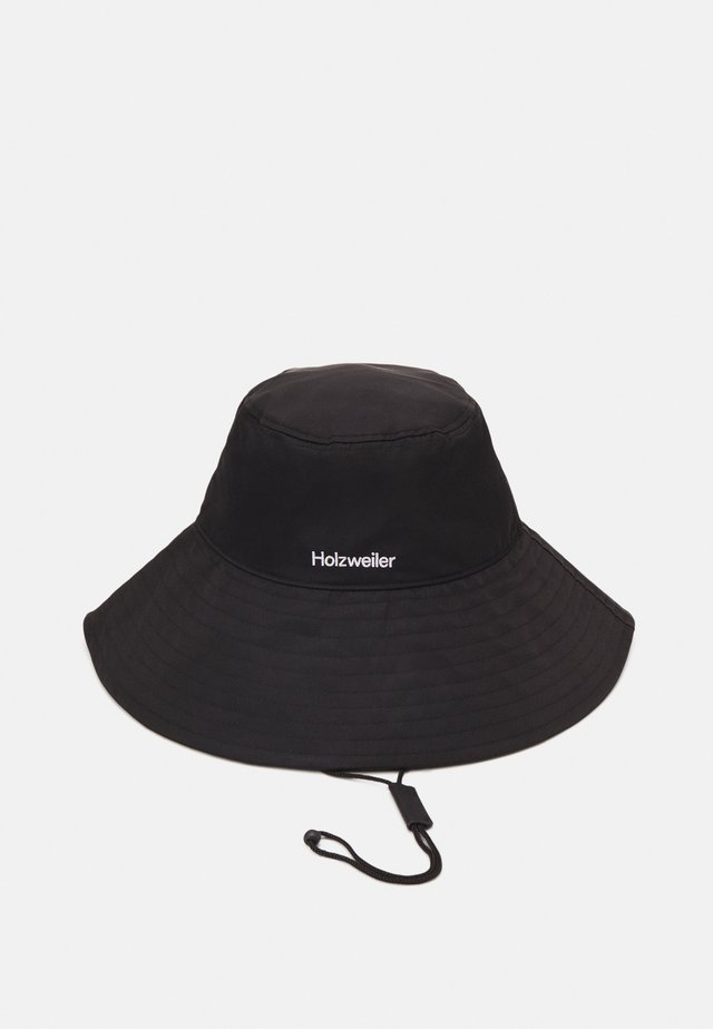RAJAH BUCKET HAT UNISEX - Klobouk - black