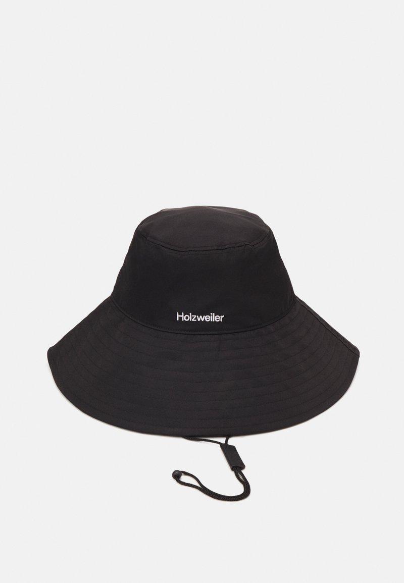 Holzweiler - RAJAH BUCKET HAT UNISEX - Hat - black