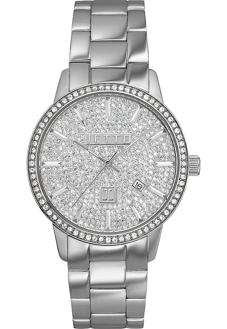 JETTE - REFLECTION - Watch - silber