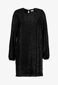Vero Moda Tall - VMISOLDA SHORT DRESS TALL - Cocktailklänning - black - 5