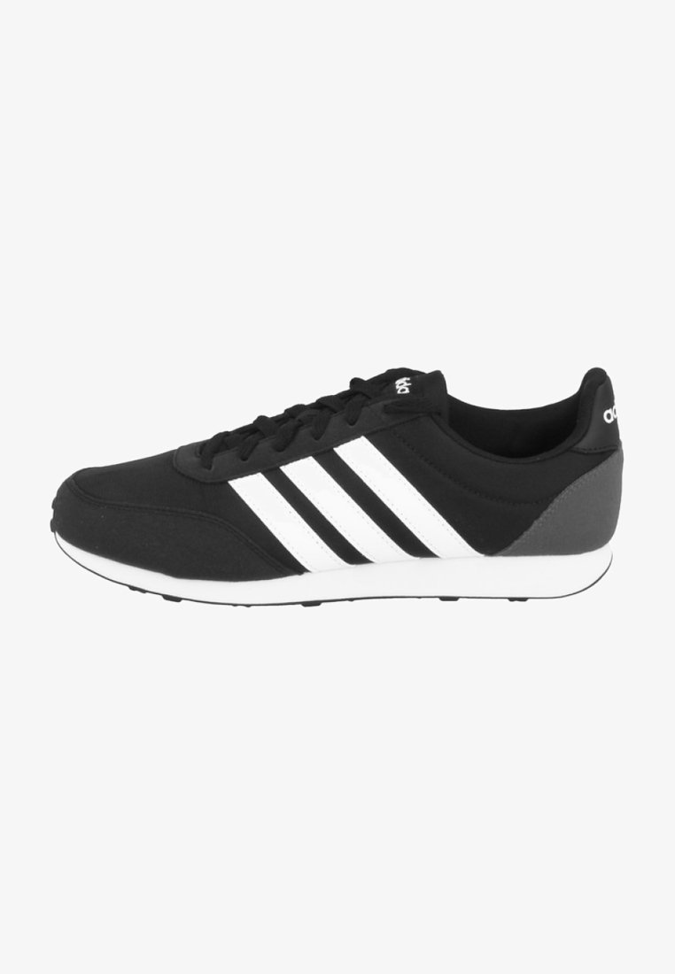 adidas Originals - SCHUHE V RACER 2.0 - Trainers - core black-footwear white