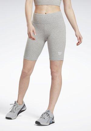 RI SL FITTED SHORT - Tights - medium grey heather