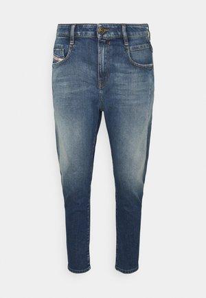 FAYZA - Jeans Tapered Fit - denim blue