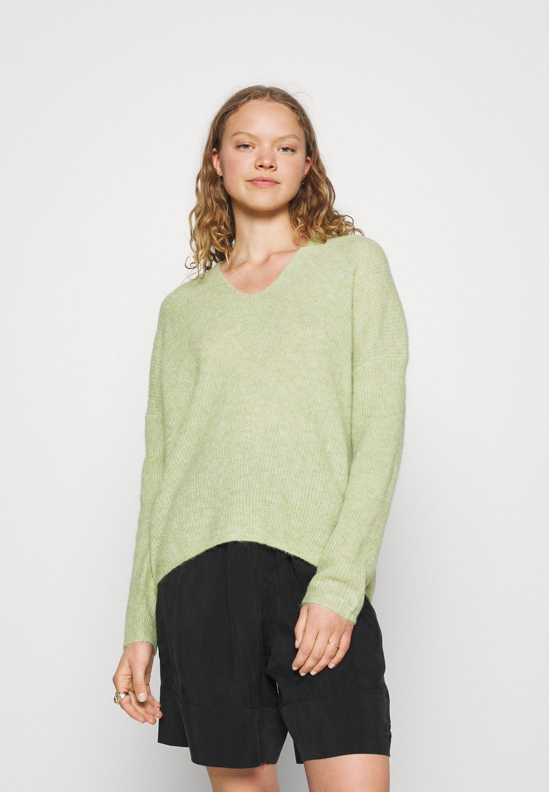 Femme THORA VNECk - Pullover