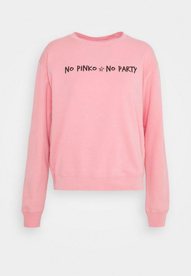 ALGEBRA MAGLIA - Sweatshirt - pink