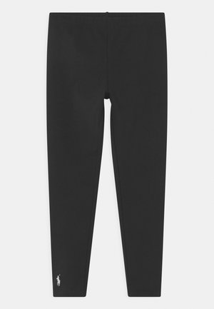 BIG SOLID BOTTOMS - Leggings - Trousers - polo black