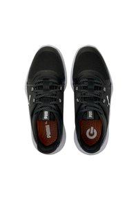 Puma - Golf shoes - puma black puma white - 3